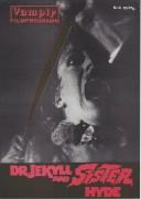 25: 04: Vampir: Dr. Jekill and Sister Hyde ( Hammer Film )  Ralph Bates, Martine Beswick, Gerald Sim, Susan Brodrick,