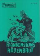 32: 11: Vampir: Frankensteins Höllenbrut ( Jun Fukuda )  Hiroshi Ishikawa, Minoru Takashima,