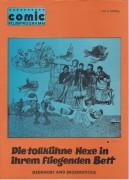 36: 02: Comic: Die tollkühne Hexe in ihrem fliegenden Bett ( Bedknobs and Broomsticks ) ( Walt Disney )  Angela Lansbury, Roddy McDowall,