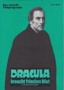 41: Dracula braucht frisches Blut ( the satanic rites of dracula )  Christopher Lee, Peter Cushing, Barbara Yu Ling,
