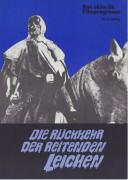 43: Die Rückkehr der reitenden Leichen ( el retorno del terror ciego )  ( Amando Ossori )  Tony Kendall, Fernando Sancho, Esther Roy,