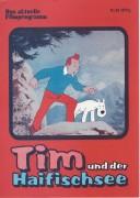 50: Tim und der Haifischsee ( Tintin et le lac aux requins )  ( Herge )  ( Carlsen )