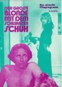 59: Der grosse Blonde mit dem schwarzen Schuh ( Yves Robert ) Pierre Richard, Bernard Blier, Jean Rocheford, Mireille Darc, Colette Castel,