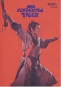 66: Der fünfarmige Tiger ( Kwok Nan - hung )  Shang Kuan Ling Feng, Tien Yeh, Yang Mon - hua,