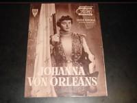 Johanna von Orleans,  Ingrid Bergman,  Jose Ferrer,