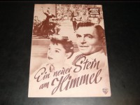neuer Stern am Himmel ( A Star is Born ) Judy Garland, James Mason, Charles Bickford, Jack Carson, Amanda Blake, James Brown,