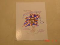 England :  Pfadfinder Sonderkarte mit Sonderstempel 1990