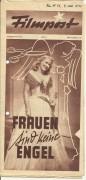 19: Frauen sind keine Engel,  Marthe Harell,  Curd Jürgens,