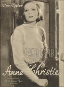 1515: Anna Christie ( Jacques Feyder ) Greta Garbo, Theo Shall, Hans Junkermann, Salka Steuermann