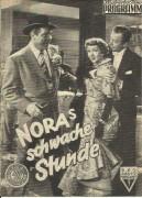 306: Noras schwache Stunde,  Claudette Colbert,  Robert Young,