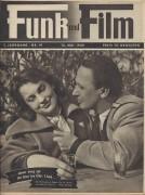 Funk und Film 1949/19: Wiener Lied Cover Rückseite: Rosemary La Planche mit Berichten: Ilse Puck, Helen Westcott, Scott Expedition, Richard Wagner Nibelungen, Karl Hartl,