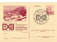 Österreich : 3. Intern. Pfadfinder Ausst.  Salzburg  Ganzsache 7