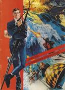 Im Geheimdienst Ihrer Majestät ( James Bond 007 ) George Lazenby, Diana Rigg, Telly Savalas, Ilse Steppat, Bernard Lee, Lois Maxwell, Desmond Llewelyn, George Baker,   ( Ian Fleming )