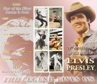 Grenada 2004:  Elvis Presley  Postfrisch **  ( Legenden )