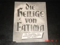 Die Heilige von Fatima,   ( Cova da Iria )