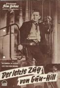 5186: Der letzte Zug nach Gun Hill ( John Sturges ) Kirk Douglas, Anthony Quinn, Carolyn Jones, Earl Holliman, Brad Dexter, Brian Hutton, Ziva Rodann
