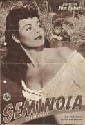 2139: Seminola ( Seminole ) Rock Hudson, Barbara Hale, Anthony Quinn, Hugh O´Brien,