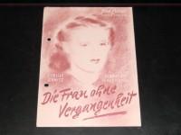 149: Die Frau ohne Vergangenheit,  Sybille Schmitz,