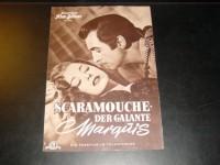 1806: Scaramouche der galante Marquis,  Stewart Granger,