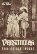 2452: Versailles Könige und Frauen, Jean Marais, Sacha Gultry,