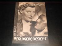 248: Das verlorene Gesicht,  Marianne Hoppe,  G. Fröhlich,