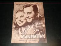 282: Das Wunder von Manhattan, Maureen O´Hara, John Payne,