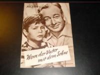 2869: Wenn der Vater mit dem Sohne,  Heinz Rühmann,