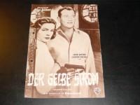 3207: Der gelbe Strom, Lauren Bacall,   John Wayne,