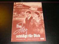 358: Ein Herz schlägt für Dich,  Rudolf Prack,  Annelies Reinhol