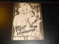 371: Der Tiger von Eschnapur,  La Jana,  Fritz van Dongen,