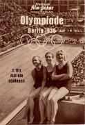 4250: Olympiade Berlin 1936 ( 2. Teil Fest der Schönheit ) Leni Riefenstahl,