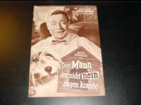 4434: Der Mann der nicht Nein sagen konnte,  Heinz Rühmann,