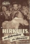 5018: Herkules der Schrecken der Hunnen, Steve Reeves,