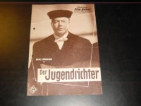 5175: Der Jugendrichter,  Heinz Rühmann,  Karin Baal,