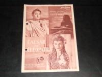61: Cäsar und Cleopatra,  Vivien Leigh,  Claude Rains,