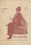 73: Goldrausch ( The Gold Rush ) ( Programm Nr. 4 ) Charlie Chaplin, Mach Swain, Ton Murray, Henry Bergmann, Malcoln Waite, Georgia Hale