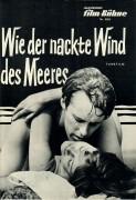 8024: Wie der nackte Wind des Meeres ( Gunnar Höglund ) Hans Gustafsson, Lillemor Ohlson, Anne Nord, Barbro Hedström, Ingrid Swedin, Gudrun Brost,