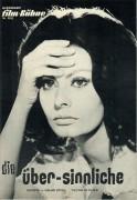 8032: Die Über Sinnliche ( Ghosts Italian Style ) ( Renato Castellani ) Sophia Loren, Vittorio Gassman, Mario Adorf, Margaret Lee, Aldo Giuffre, Francesco Tensi,