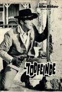 8042: Todfeinde ( Five Card Stud ) (Henry Hathaway ) Dean Martin, Robert Mitchum, Inger Stevens, Roddy McDowall, Katherine Justice, Yaphet Kotto, Bill Fletscher,