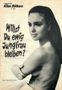 8051: Willst Du ewig Jungfrau bleiben ? ( Hubert Frank ) Marie Liljedahl, Karin Schubert, Alexander Allerson, Rene Schönenberger, Thomas Astan, Herbert Fux, Rainer Basedow, Ingrid van Bergen,