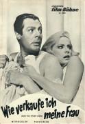 8058: Wie verkaufe ich meine Frau ( Kiss the other Sheik ) ( Luciano Salce ) Marcello Mastroianni, Pamela Tiffin,