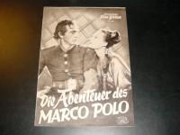834: Die Abenteuer des Marco Polo, Gary Cooper, Lana Turner,