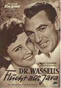 1646: Dr. Wassells Flucht aus Java ( Cecil De Mille )  Gary Cooper, Laraine Day, Signe Hasso, Dennis O´Keefe, Paul Kelly,