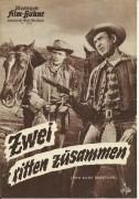 5793: Zwei ritten zusammen ( two rode together ) ( John Ford )  James Stewart, Richard Widmark, Andy Devine, Anelle Hayes, John Mcintire, Woody Strode, Shirley Jones,