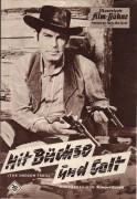 5027: Mit Büchse und Colt ( Gene Fowler jr. ) Fred McMurray, WIlliam Bishop, Nina Shipman, Gloria Talbott, Henry Hull, John Carradine, Addison Richards