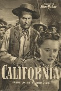 783: California ( John Farrow ) Ray Milland, Barbara Stanwyck, Barry Fitzgerald, George Coulouris, Albert Dekker, A. Quinn, Frank Faylen