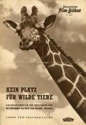 3297: Kein Platz für Wilde Tiere ( Dr. Bernhard Grzimek & Michael Grzimek )