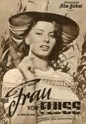 3021: Die Frau von Fluss ( Mario Soldati ) Sophia Loren, Gerard Oury, Lise Bourdin, Rik Battaglia, Enrico Olivieri
