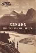 4492: Kanada im Land der schwarzen Bären ( Dokumentation - Indianer, Biber, Feldhasen, Pferde ... )