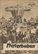 326: Praterbuben ( Paul Martin ) Fritz Imhoff, Pepi Kramer-Glöckner, Alfred Neugebauer, Hermann Thimig, Rosy Werginz, Dorothea Neff, Die Wiener Sängerknaben
